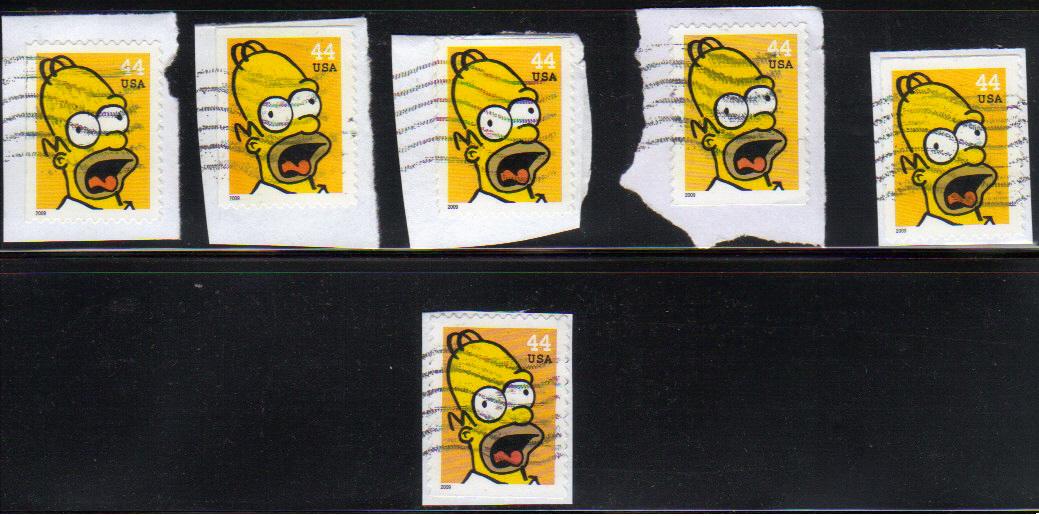 Homer - color changeling?